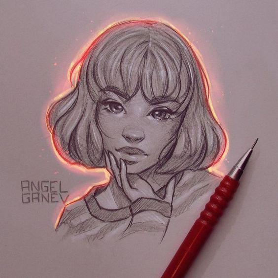 Artista búlgaro faz ilustrações incríveis que brilham de dentro #luz #iluminação #desenhos