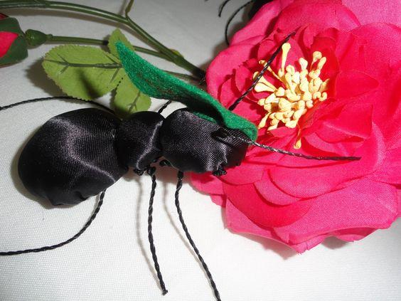 formiga de fuxico