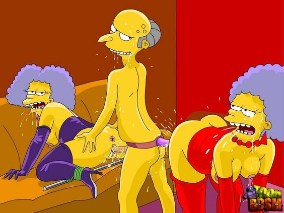 Patty and selma porn