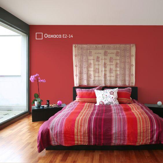 Comex oaxaca colores pinterest oaxaca - Catalogos de pinturas para casas ...