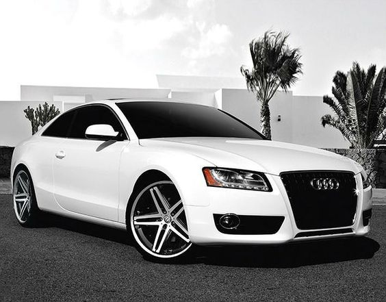 Audi A5 Black Rims | Start Your Summer with Hotness, Enter Lexani Sweeps | Car Accessories ...