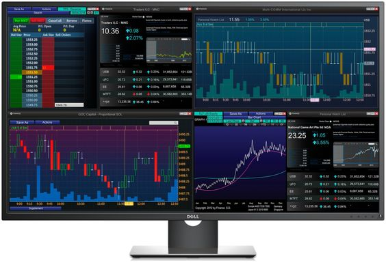 Dell P4317Q Monitör