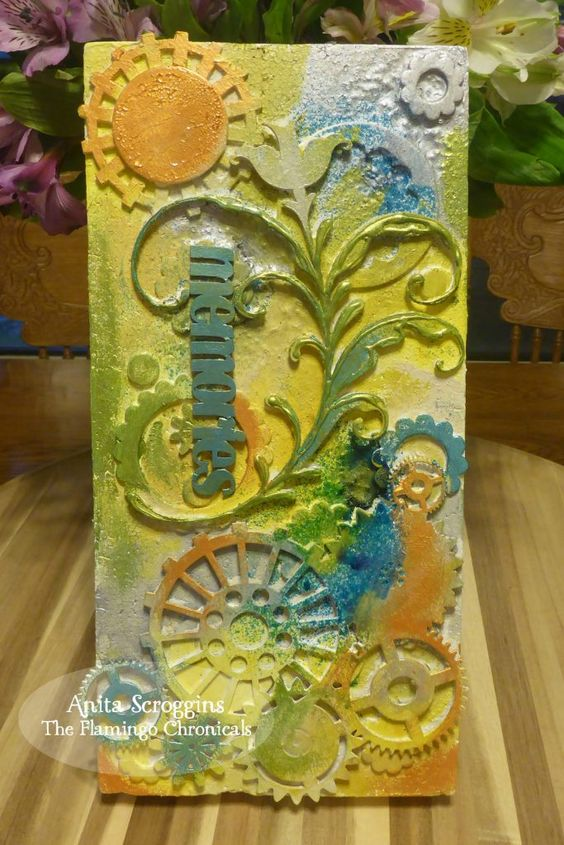 Memories Mixed Media Wall Display with Smoothfoam®