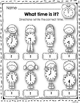 Time Worksheets | To the, The o'jays and The hours