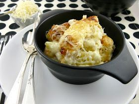 Life's a feast: CAULIFLOWER AND POTATO GRATIN