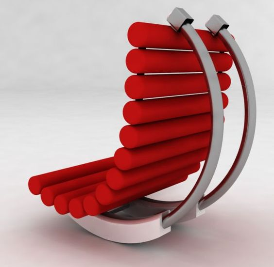 Chair design, Rocking chairs and Modern rocking chairs on Pinterest
