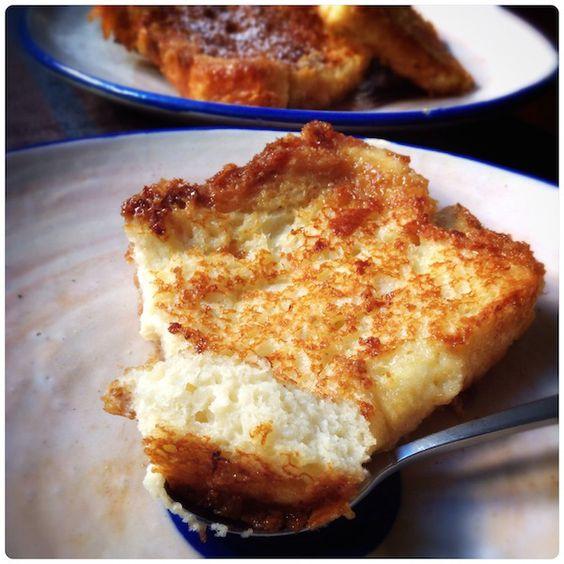Tostadas francesas caramelizadas