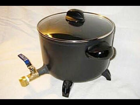Presto Kitchen Kettle Conversion Diy Youtube With Images