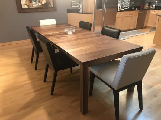Andover Extension Dining Table Modern Dining Tables Modern