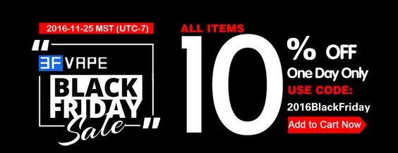 All item 10% one day only on Friday!
