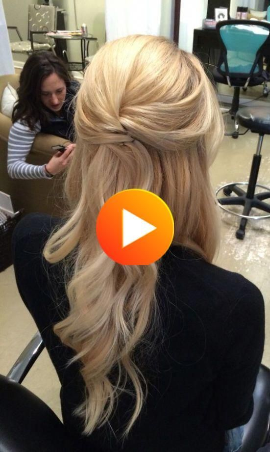 Hairstyle Night Out Parties In 2020 Down Hairstyles For Long Hair Down Hairstyles Long Hair Styles