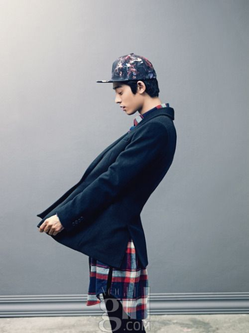 Jung Joon Young - Vogue Girl Magazine August Issue '13