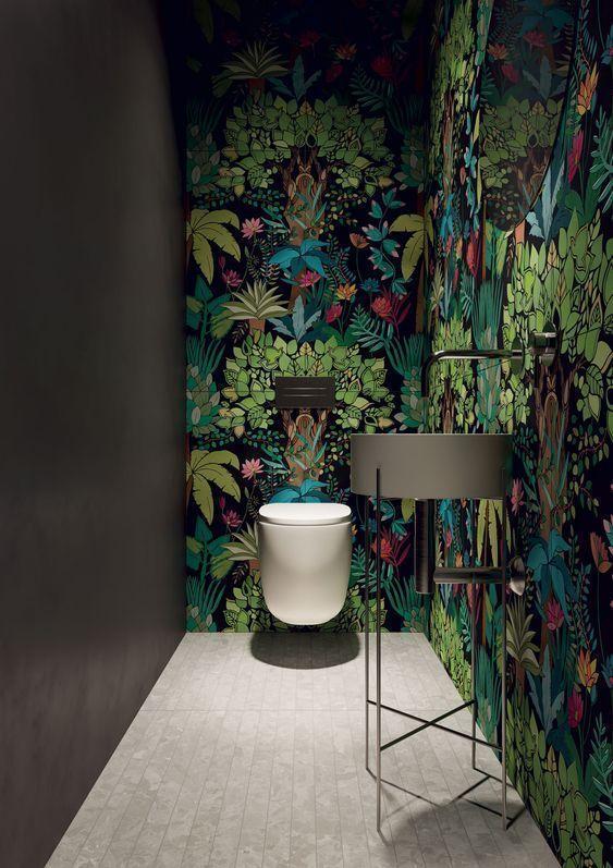 Super Kleine Garderobe Badezimmer Ideen Dekoration Ideen Badezimmer Dekoration Garderobe I Badezimmer Tapete Dschungel Tapete Badezimmer Einrichtung