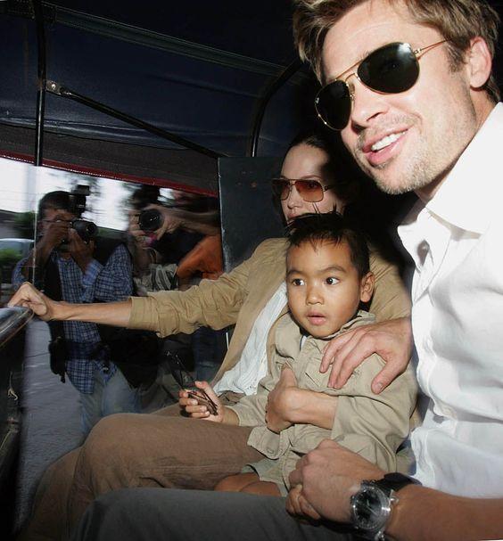 Los Ángeles (EE.UU.), 20 sep (EFE).- El actor estadounidense Brad Pitt reaccionó…