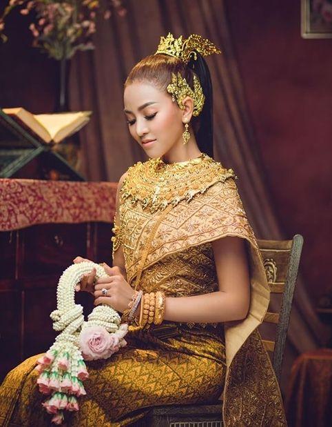 khmer wedding costume