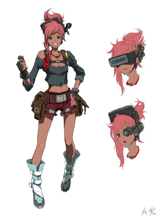 Anime Character Design Contest : Pinterest the world s catalog of ideas