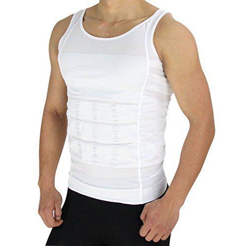 slimming tummy tucker undershirt mens shapewear)