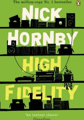 """""""It's no good pretending that any relationship has a future if your record collections disagree violently of if your favorite films wouldn't even speak to each other if they met at a party."""" Nick Hornby"""
