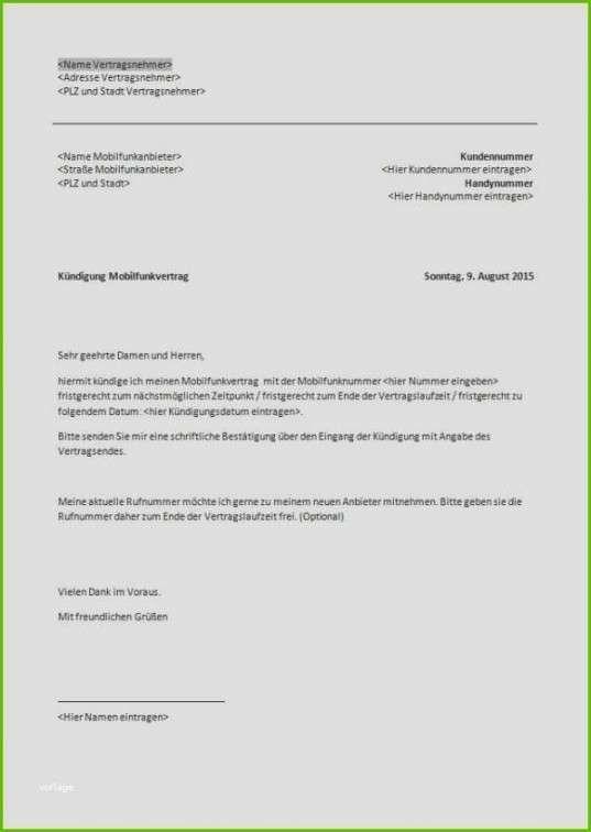 Allianz Riester Rente Kundigen Vorlage Vorlagen Word Vorlagen Kundigung