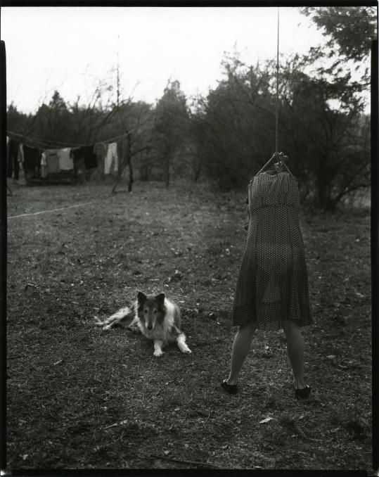"""SALLY MANN - Untitled from the """"At Twelve"""" Series (Page 37)"""