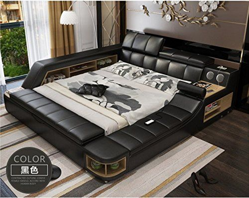 Amazon Com 0411tb023 Modern Soft Bed Tatami Bedroom King Queen