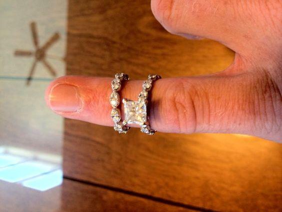 Engagemen t & Wedding Rings PRICE REDUCED