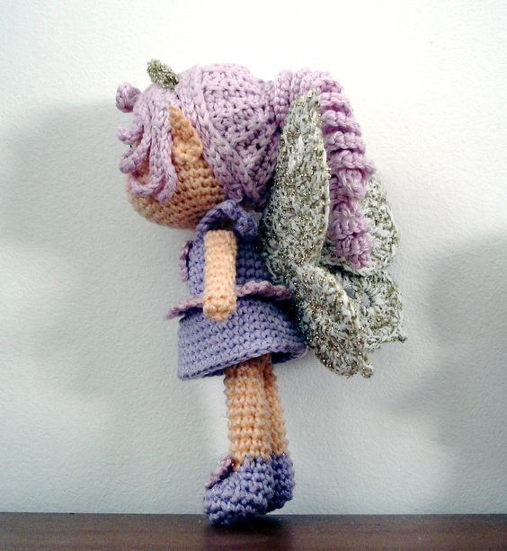Week in a Fairy Land A website, Doll patterns and Crochet