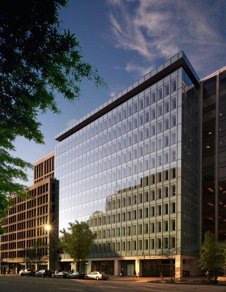 1730 Pennsylvania Avenue, Washington, DC, Krueck + Sexton Architects