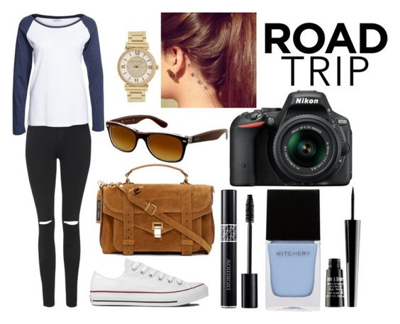 Around the world by carol-teofi on Polyvore featuring Ray-Ban RB2132 New Wayfarers (On Transparent!)