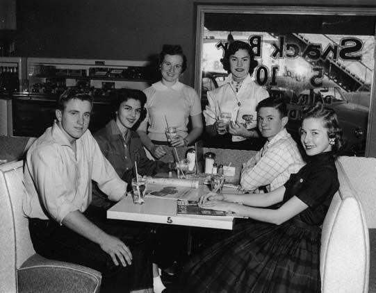 Culture 1950s teen Dating Rituals