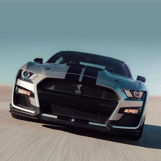 New 2020 Mustang Shelby Gt500 700 Hp 5 2l Supercharged V8 With 7