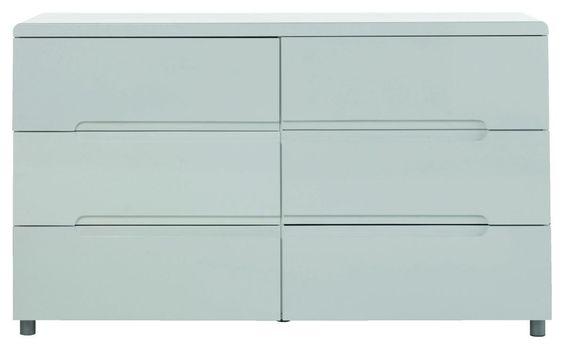 C moda 6 cajones new easy en conforama muebles pinterest - Comodas ikea 6 cajones ...