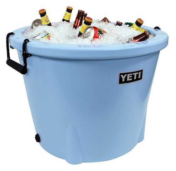 The yeti tank is armored to hold cold like no other ice for How to make ice in a fish tank