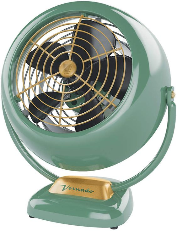 Gebruik daarom liever geen ventilator