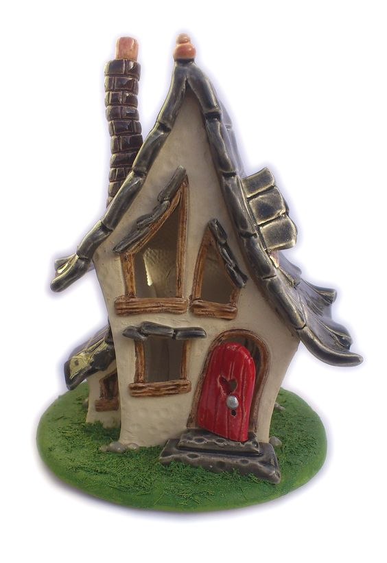 Little pottery cottage