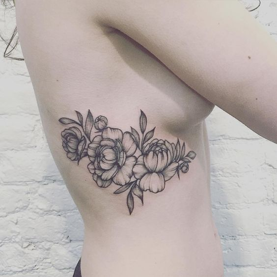 Connect with similar sternum tattoo