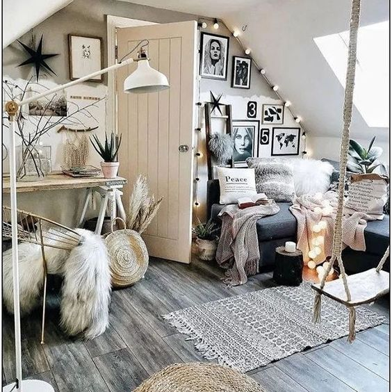 Can you spell cozy? #dailydreamdecor