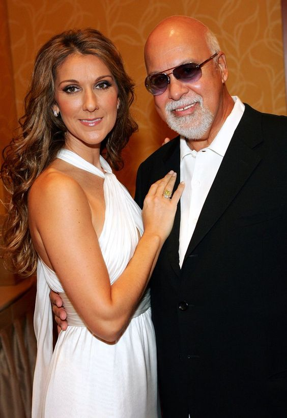 Pin for Later: Retour Sur 35 Ans D'amour Entre Céline Dion et René Angelil