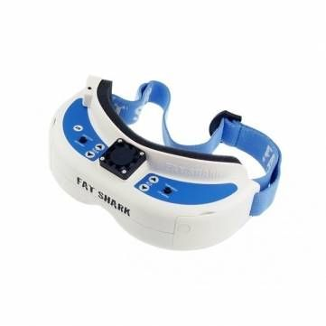 Only US$345.99, buy best Fatshark Dominator V3 FPV Video Goggles Glasses WVGA 720p HDMI 800X480 sale online store at wholesale price.US/EU direct.