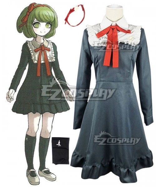 Details about  /Danganronpa Another Episode Ultra Despair Girls Utsugi Kotoko cosplay boots