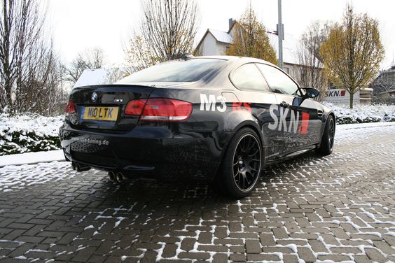 SKN BMW M3 RS