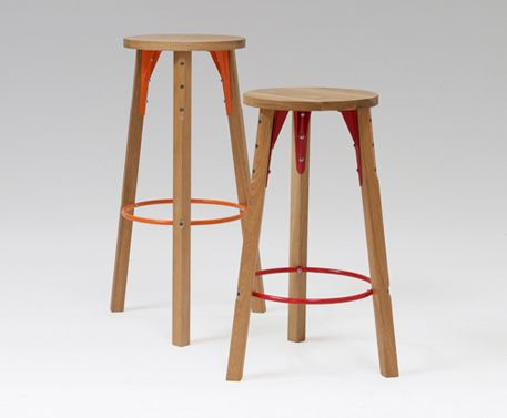 Splint Stool by Yellow Diva - The Collection Online