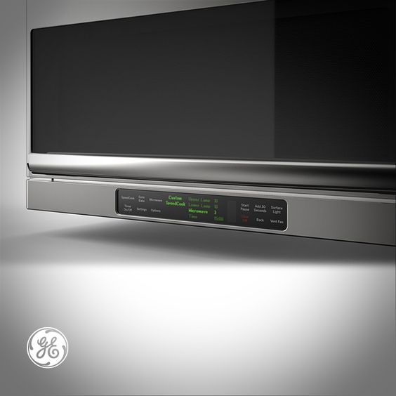 Our Industrial Design team has some new concepts for the classic over-the-range microwave. What do you think?