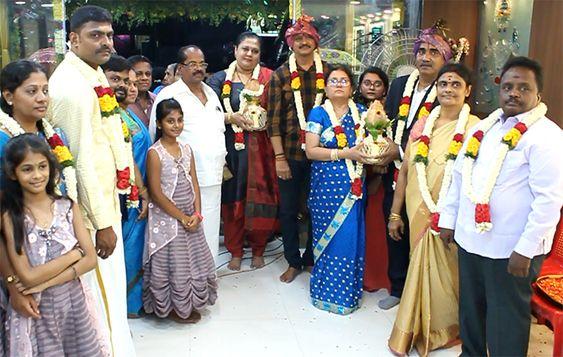 Actor Venu Aravind Inugurate Creative Glass Studio