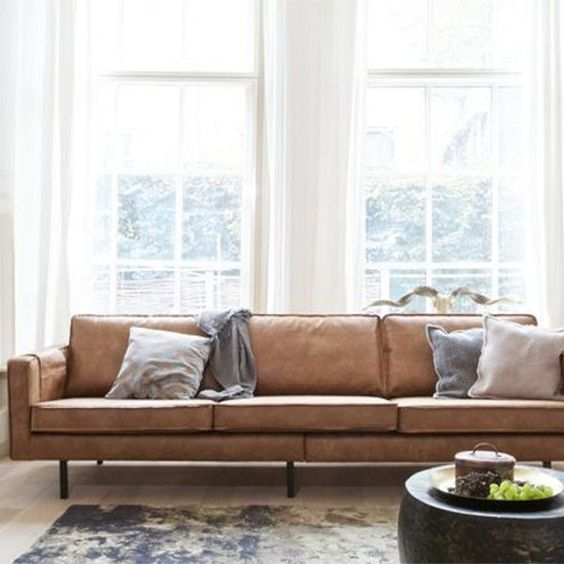 Nội thất sofa da tphcm mang đến không gian sang trọng cho phòng khách