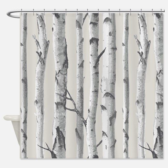Image Result For Birch Tree Curtains Canada Tree Shower Curtains