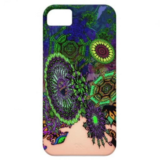 "Edart Design  "" Radical"" iPhone 5/5S Cover@zazzle.com/nannerboat"
