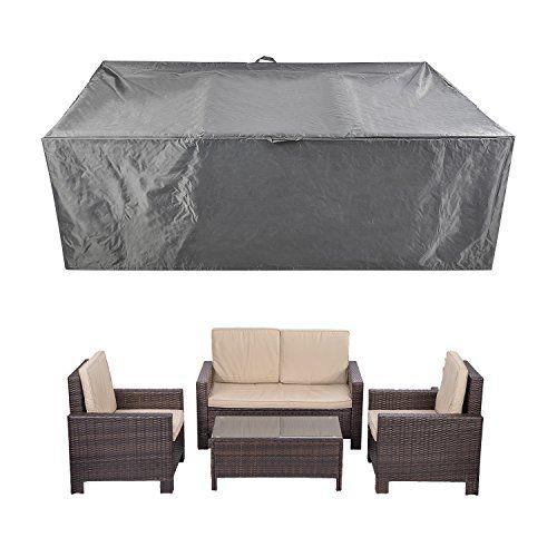 Download Wallpaper Waterproof Patio Furniture Set Covers