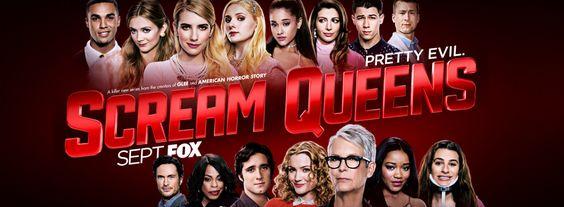 """.: """"Scream Queens"""" traz as rainhas do grito no estilo """"Todo mundo em pânico"""""""