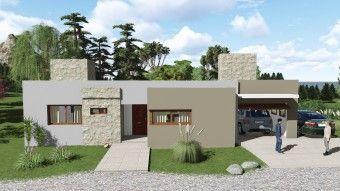 Planos de Casas -Piedra del Sol 1
